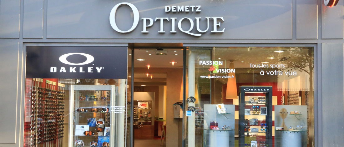 Magasin Demetz Optique
